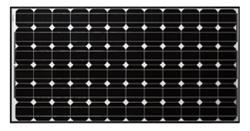 カナディアンソーラー太陽電池モジュール
